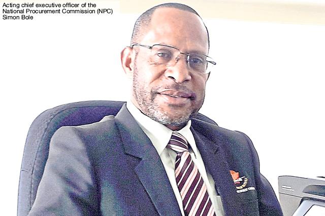 Papua New Guinea National Procurement COmmission
