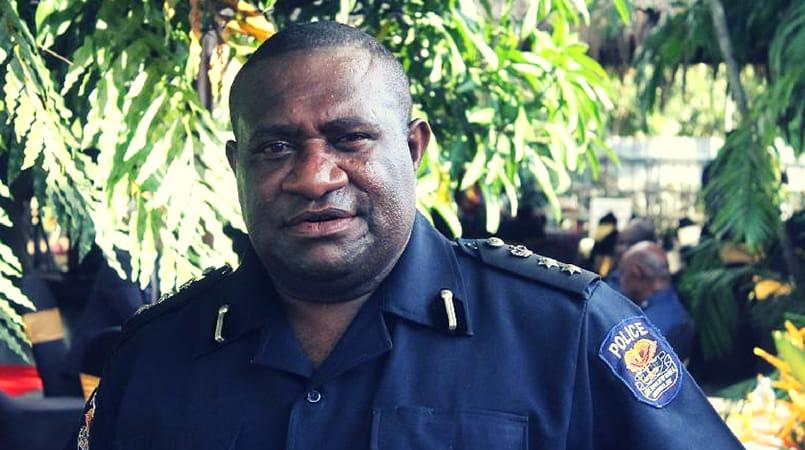 NCD-CENTRAL police COMMANDER