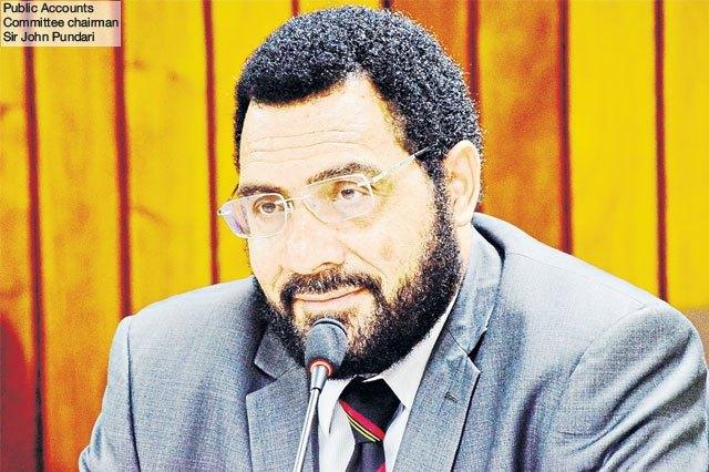Sir John Pundari, Papua New Guinea APEC 2018 Report
