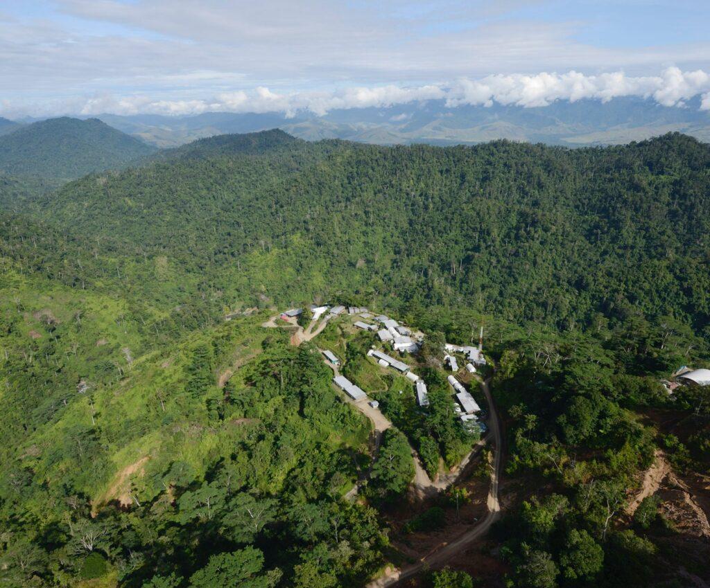Wafi-Golpu Gold Mine project