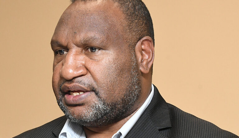 PM James Marape: Our Country Needs Stability and Not Instability.