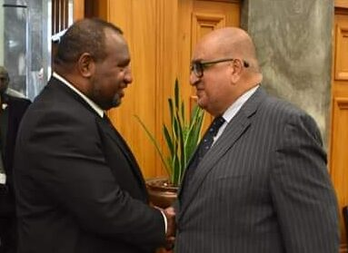 PRIME MINISTER JAMES MARAPE INTENDS TO MODEL PNG PUBLIC SERVICE AGAINST NZ