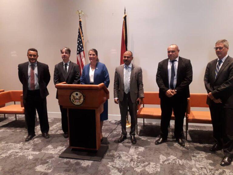 U.S Announces K200.5 Million PNG Electrification Partnership