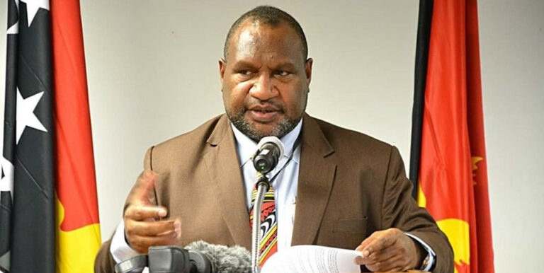 PM James Marape: Facebook or public conversation forums are no place for allegations of crime or wrong doings.