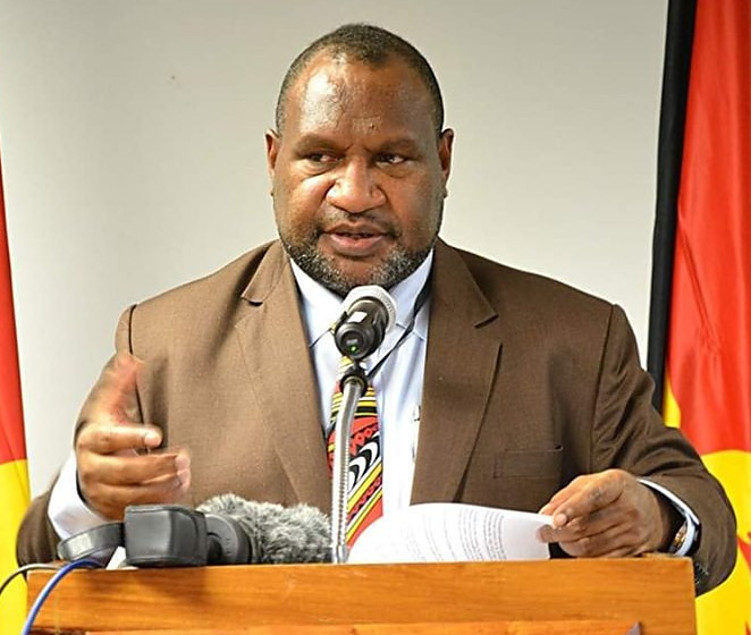PM MARAPE THANK JAPAN'S CONTRIBUTION TOWARDS THE ELECTRIFICATION OF PNG