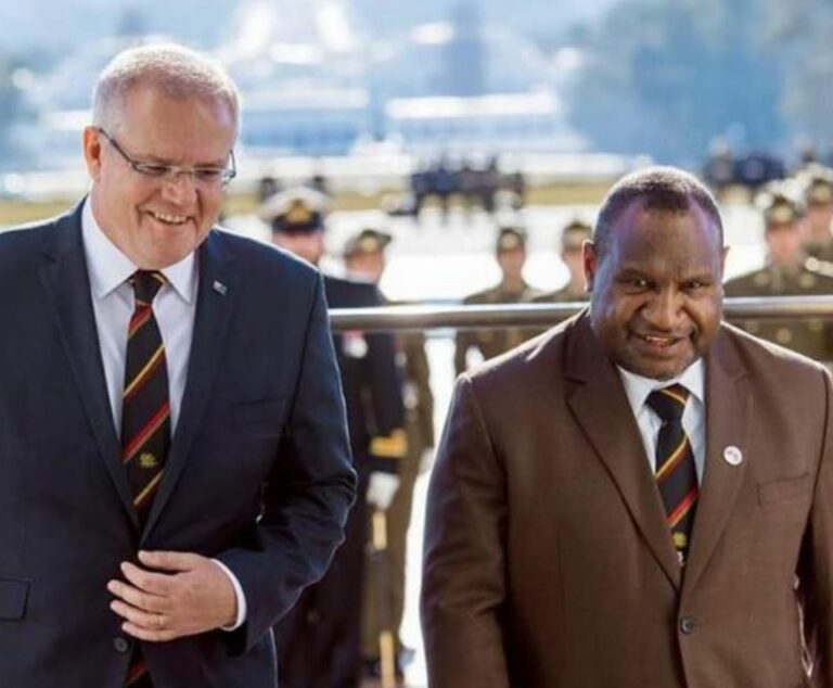 PNG STARING AT $3b BAILOUT FROM AUSTRALIA, IMF, WORLD BANK