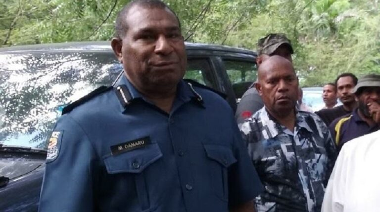 DAMARU SAYS MORE HIGH-PROFILE ARRESTS TO BE MADE Post-Courier –