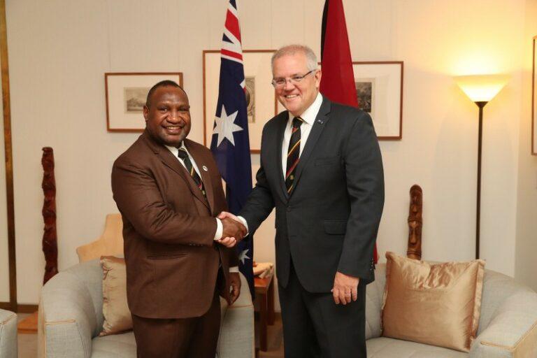 Papua New Guinea-Australia Comprehensive Strategic and Economic Partnership