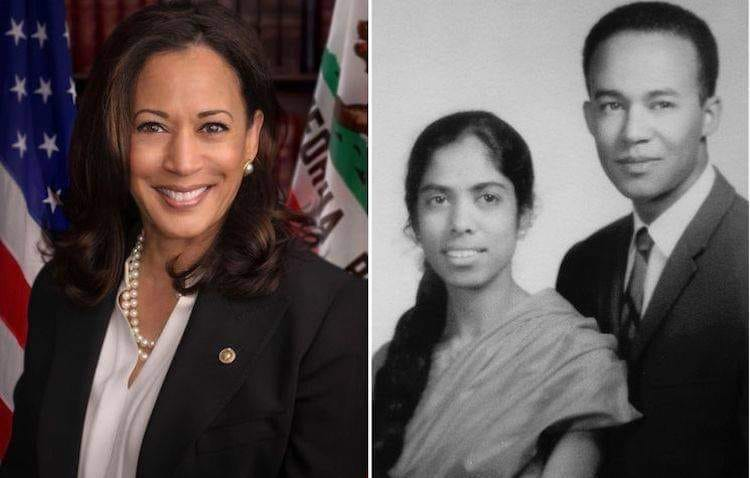 Kamala Harris, the first Indian-origin woman Vice President of United States