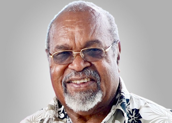 FUNERAL ARRANGEMENT for Grand Chief Sir Michael Thomas Somare.