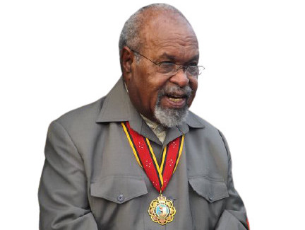 Love, Live and Die for PNG like Sir Michael T. Somare.