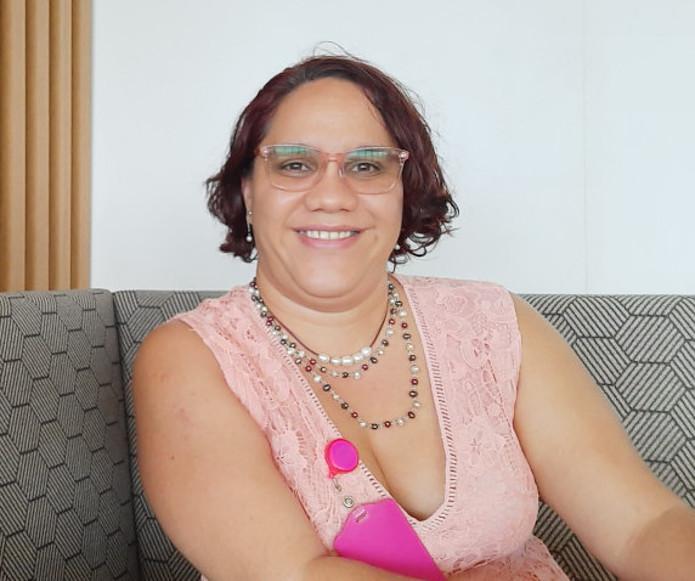 Debbie Oli a successful woman from papua new guinea