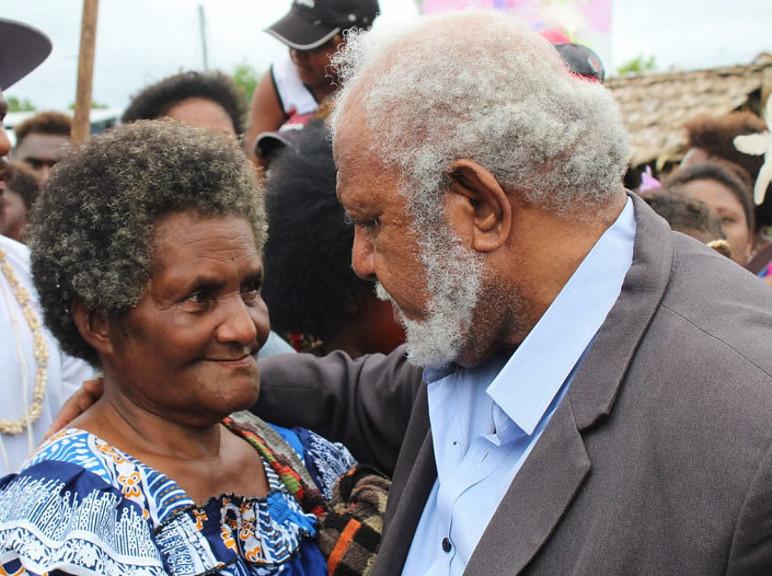 Francis Ona's wife Elizabeth Ona recount Bougainville crisis