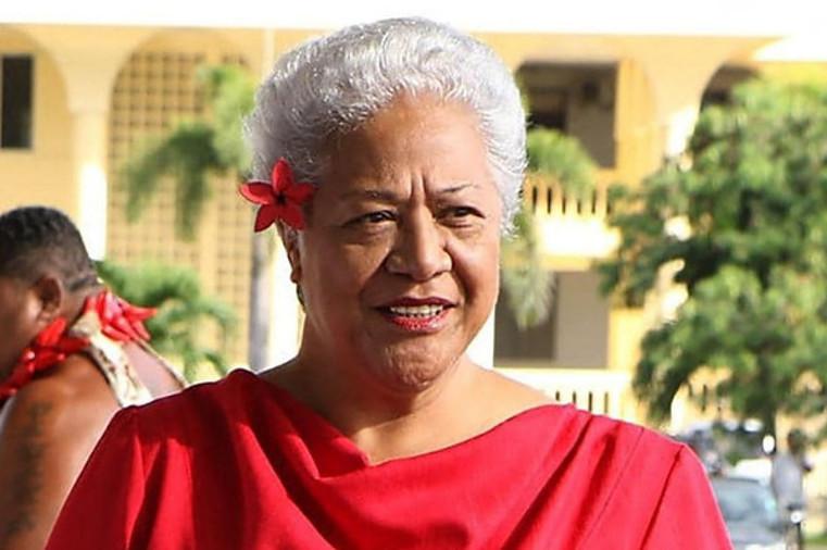The new Prime Minister of Samoa