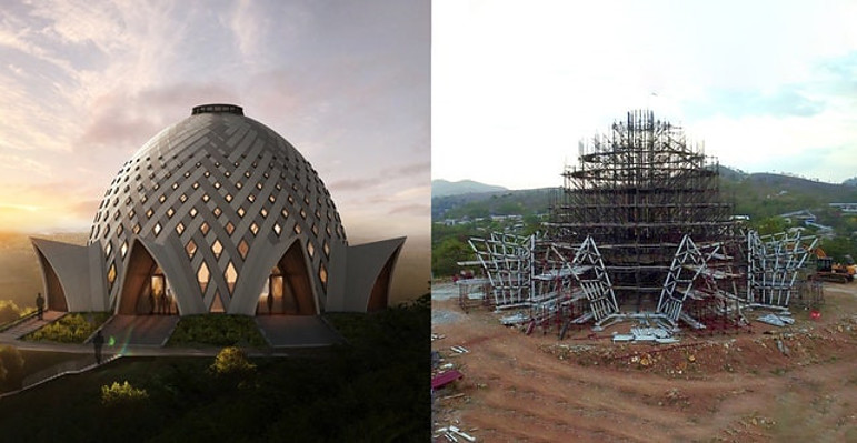 Papua New Guinea House of Worship Port Moresby
