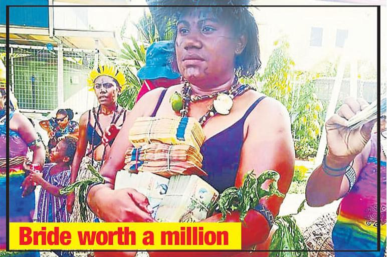 corruption of bride price in papua new guinea