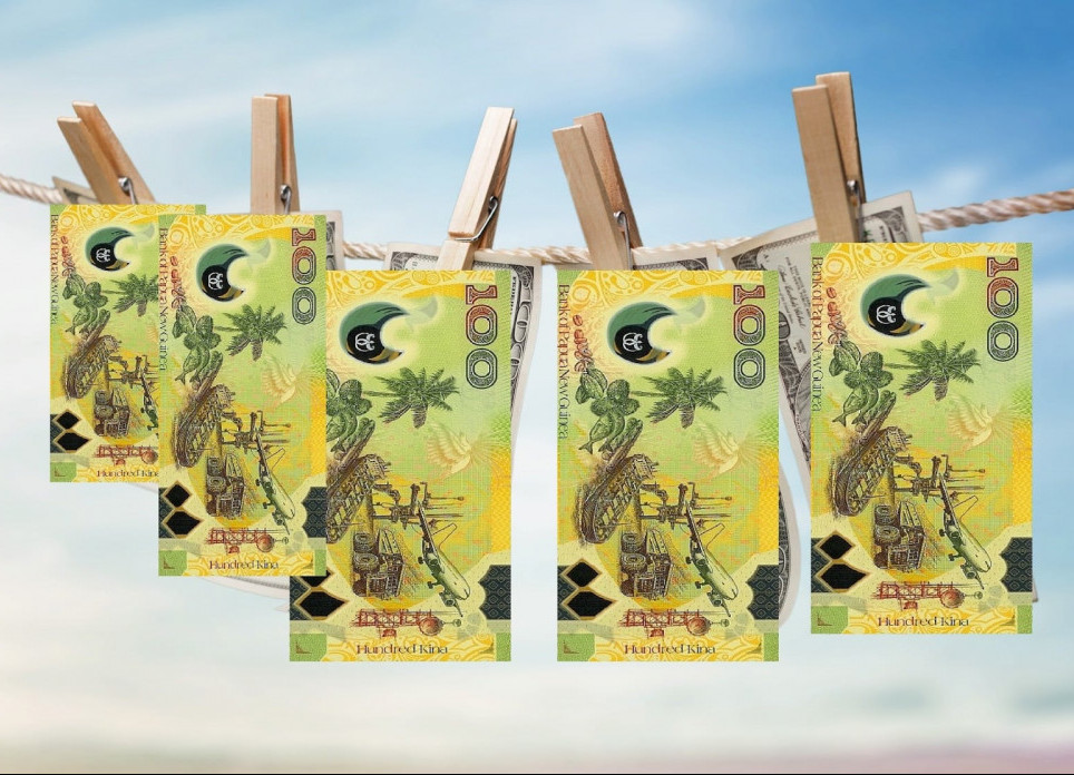 Papua New Guinea Kina Note to feature Sir Julius Chan image
