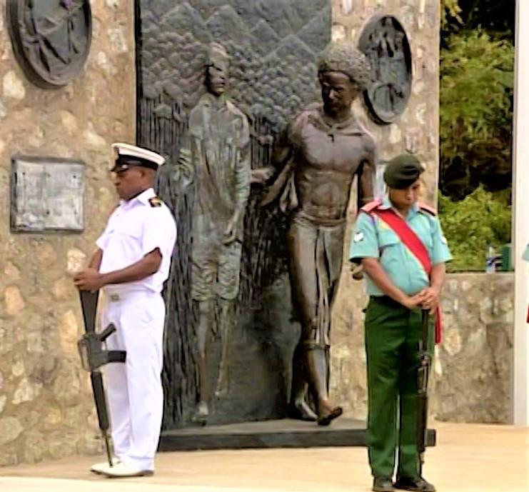 papua new guinea remembrance day