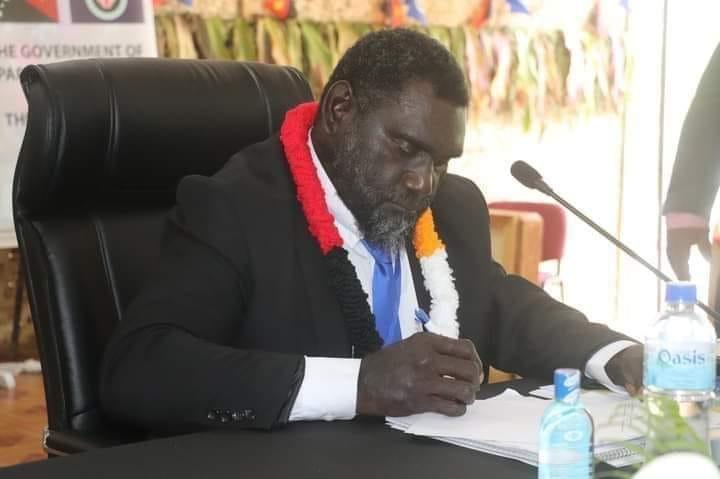 President of the Autonomous Region of Bougainville