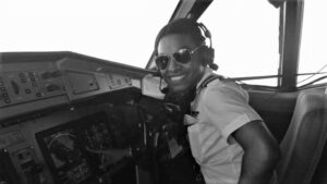 Lydia Clancy, First Woman pilot from Papua New Guinea to fly Virgin Australia