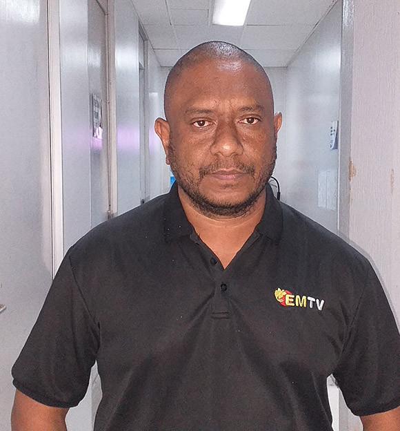 Papua New Guinea most loved journalist, Scott Waide.